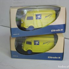 Carros em escala: LOTE DOS CITROEN H - MICHELIN - ESCALA 1/43. Lote 170009352