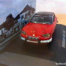 Auto in scala: COCHE CLÁSICO IXO - AUTO PANHARD 24 BT (1965). ESCALA 1/43. Lote 170439672