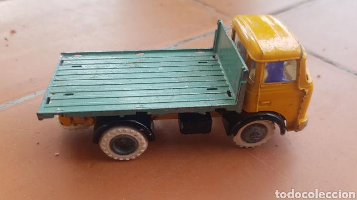 Coches a escala: Camión Berlie en metal marca GAK escala 1/43 año 1960 - Foto 3 - 170516513
