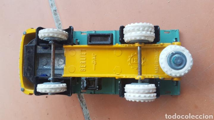 Coches a escala: Camión Berlie en metal marca GAK escala 1/43 año 1960 - Foto 4 - 170516513