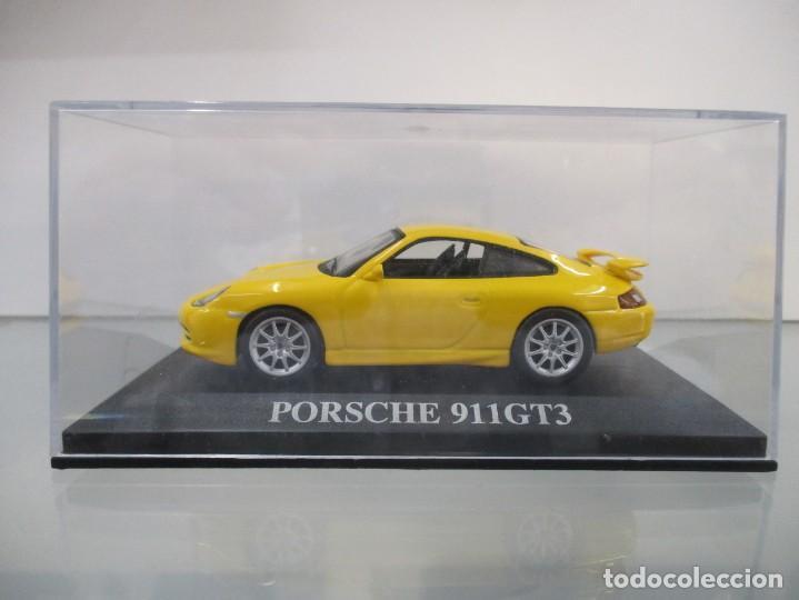 COCHE PORSCHE 911 GT3 - NUEVO CON CAJA Y SIN ABRIR (Juguetes - Coches a Escala 1:43 Otras Marcas)