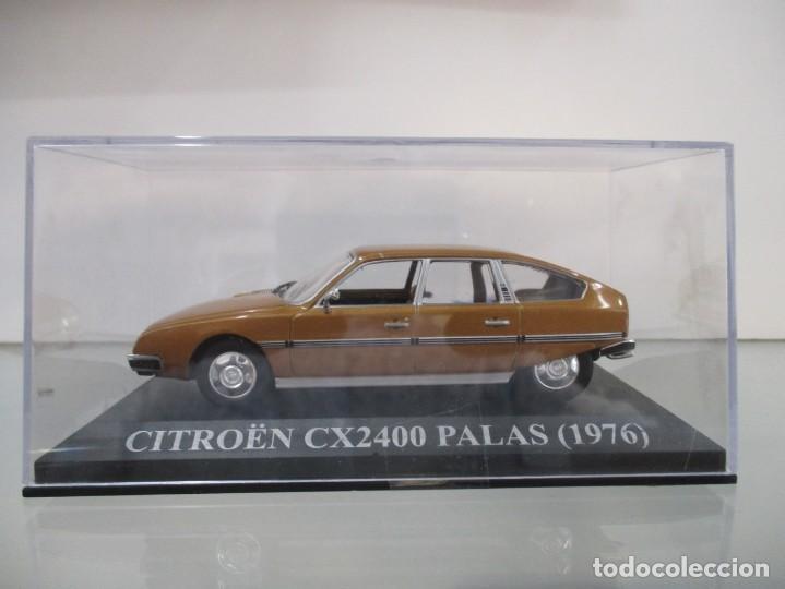 COCHE CITROEN CX 2400 PALAS - 1976 - NUEVO CON CAJA Y SIN ABRIR (Juguetes - Coches a Escala 1:43 Otras Marcas)