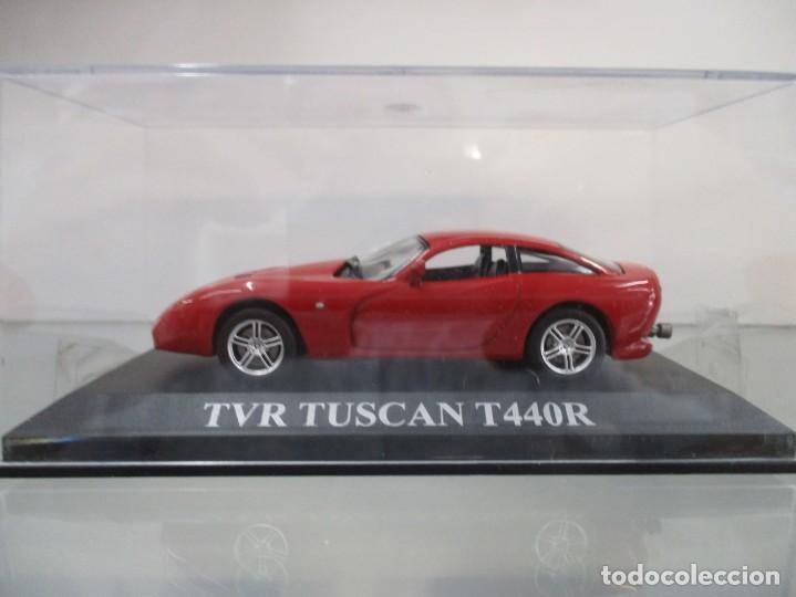 COCHE TVR TUSCAN T440R - NUEVO CON CAJA Y SIN ABRIR (Juguetes - Coches a Escala 1:43 Otras Marcas)