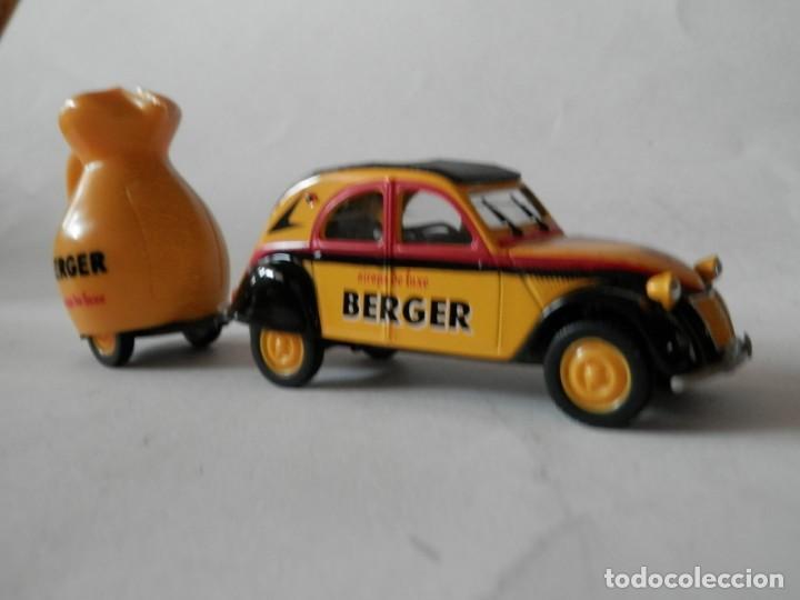 Coches a escala: CITROEN 2 CV REMOLQUE BERGER-1/43- LUGOY - Foto 8 - 171051298