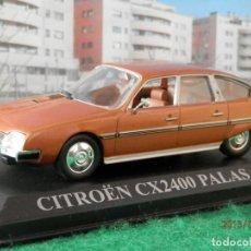 Coches a escala: CITROEN CX 2400 PALAS 1976- ALTAYA-1/43- LUGOY. Lote 171051928