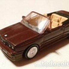 Coches a escala: COCHE BMW M3 E30 DESCAPOTABLE. Lote 171198168