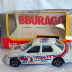 Coches a escala: COCHE FORD SIERRA BURAGO. MADE IN ITALY. AÑO 1983. Lote 171405777