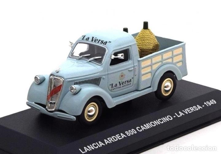 Lancia Ardea 800 Transporter La Versa 1949 1:43 Altaya Modellauto