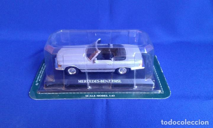 Coches a escala: MERCEDES-BENZ 350SL - ESCALA 1:43 - Foto 2 - 171638300