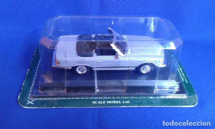 Coches a escala: MERCEDES-BENZ 350SL - ESCALA 1:43 - Foto 4 - 171638300