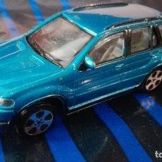 Coches a escala: COCHE JUGUETE MAISTO A ESCALA 1/43 BMW X5. Lote 171662687