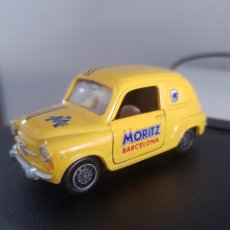Coches a escala: SEAT 600 GUISVAL 1/43. Lote 171891634