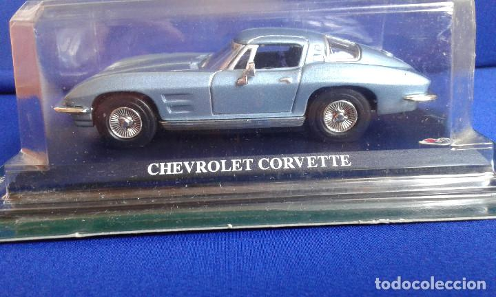 Coches a escala: CHEVROLET CORVETTE -ESCALA 1:43 - Foto 1 - 172006982