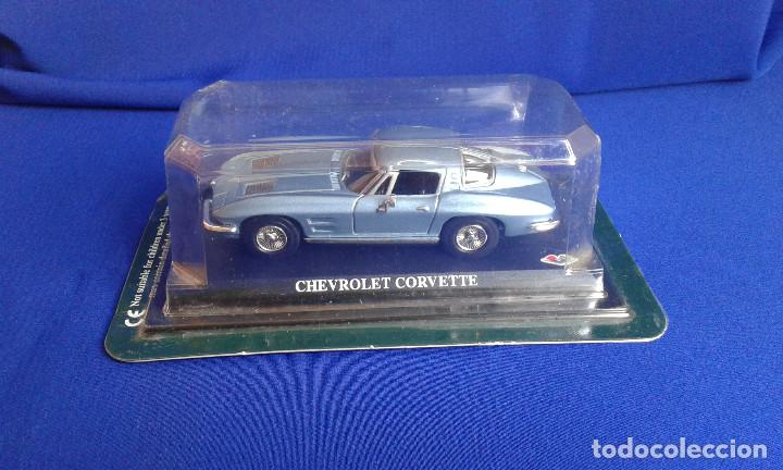 Coches a escala: CHEVROLET CORVETTE -ESCALA 1:43 - Foto 2 - 172006982