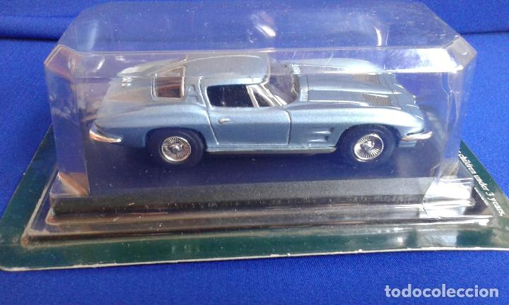 Coches a escala: CHEVROLET CORVETTE -ESCALA 1:43 - Foto 6 - 172006982