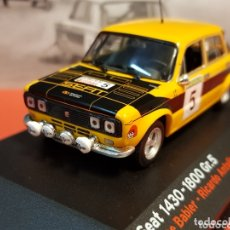 Coches a escala: SEAT 1430 - 1800 GR5 1/43 ALTAYA. Lote 172260494