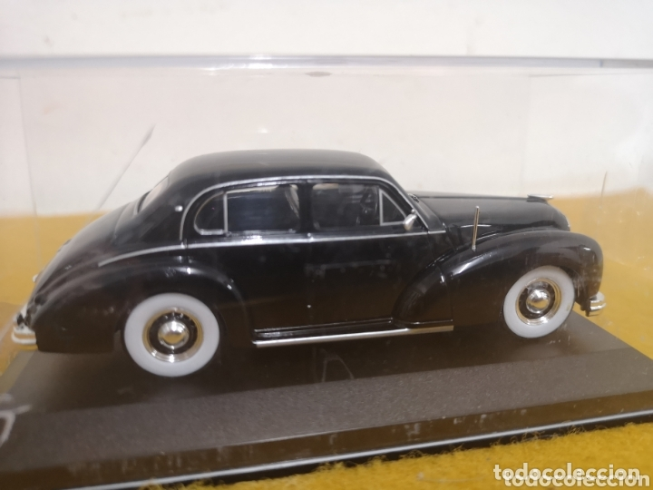 Coches a escala: Hotchkiss Anjou 1950 - Foto 3 - 172682238