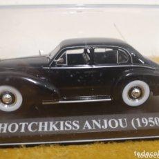 Coches a escala: HOTCHKISS ANJOU 1950. Lote 172682238