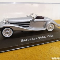 Coches a escala: MERCEDES 540K 1936. Lote 172686302