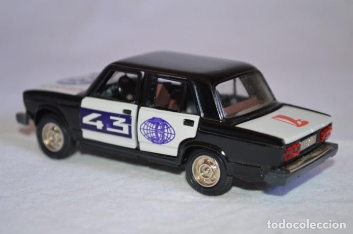 Coches a escala: Lada BA3-2107 Rally. Novoexport. Esc. 1/43. Made in URSS. romanjuguetesymas. - Foto 4 - 172689128