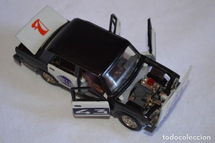 Coches a escala: Lada BA3-2107 Rally. Novoexport. Esc. 1/43. Made in URSS. romanjuguetesymas. - Foto 8 - 172689128
