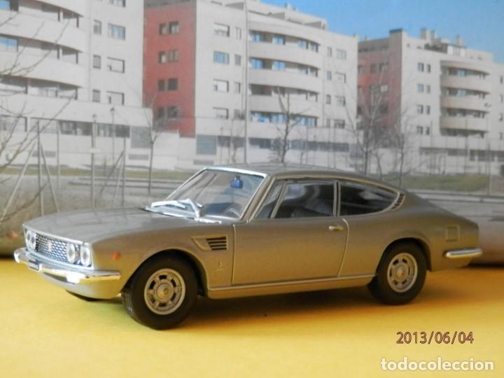 FIAT DINO 2000 COUPE 1967-1/43- LUGOY (Juguetes - Coches a Escala 1:43 Otras Marcas)