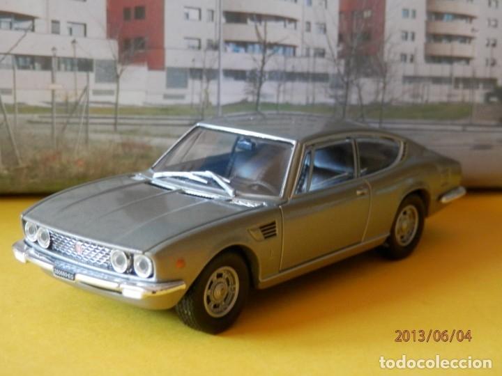 Coches a escala: FIAT DINO 2000 COUPE 1967-1/43- LUGOY - Foto 2 - 172948065