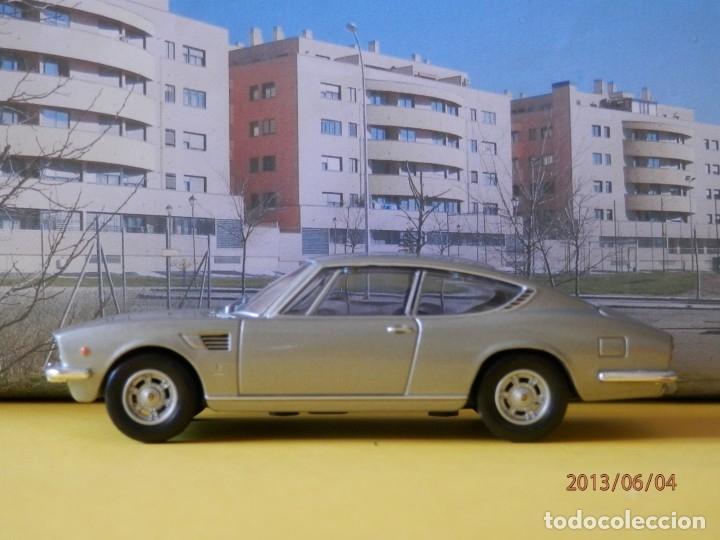 Coches a escala: FIAT DINO 2000 COUPE 1967-1/43- LUGOY - Foto 4 - 172948065