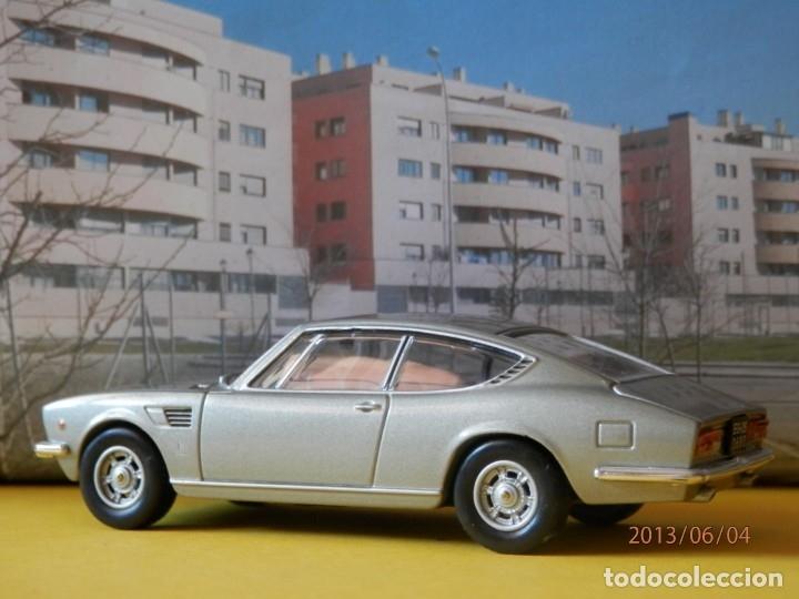 Coches a escala: FIAT DINO 2000 COUPE 1967-1/43- LUGOY - Foto 6 - 172948065