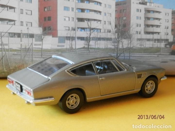 Coches a escala: FIAT DINO 2000 COUPE 1967-1/43- LUGOY - Foto 7 - 172948065