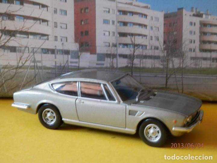Coches a escala: FIAT DINO 2000 COUPE 1967-1/43- LUGOY - Foto 8 - 172948065