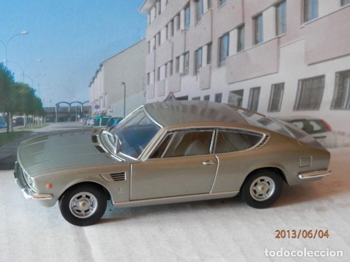 Coches a escala: FIAT DINO 2000 COUPE 1967-1/43- LUGOY - Foto 10 - 172948065