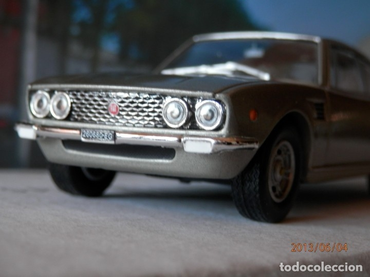 Coches a escala: FIAT DINO 2000 COUPE 1967-1/43- LUGOY - Foto 11 - 172948065