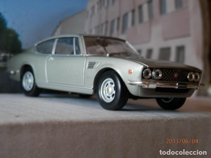 Coches a escala: FIAT DINO 2000 COUPE 1967-1/43- LUGOY - Foto 13 - 172948065