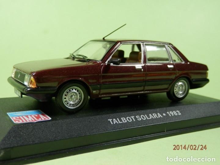 TALBOT SOLARA 1983--ALTAYA-1/43- LUGOY (Juguetes - Coches a Escala 1:43 Otras Marcas)