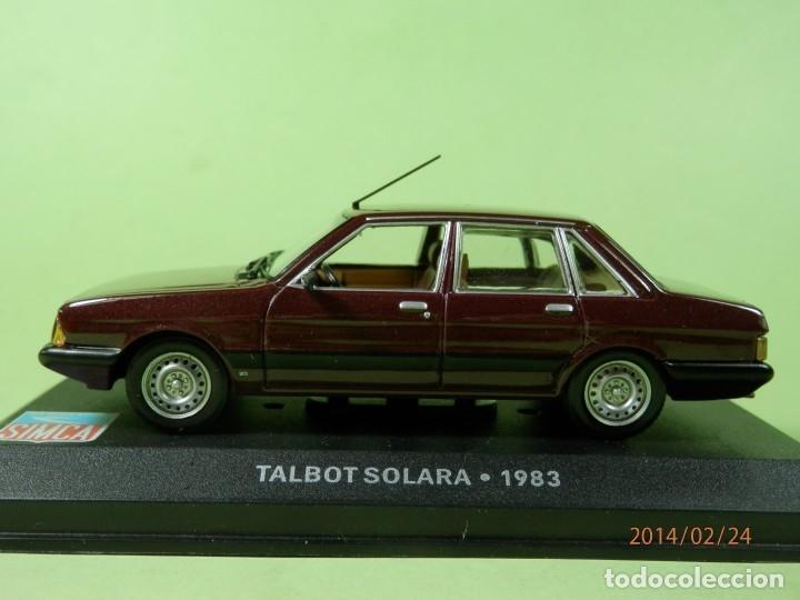 Coches a escala: TALBOT SOLARA 1983--ALTAYA-1/43- LUGOY - Foto 3 - 173078340