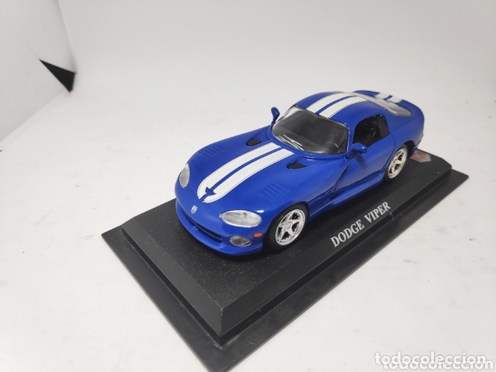 Coches a escala: DODGE VIPER ESCALA 1/43 - Foto 1 - 173097163