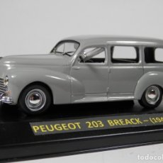 Coches a escala: PEUGEOT 203 BREAK -- ALTAYA---- LUGOY. Lote 173233509
