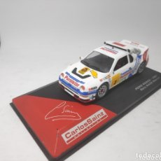 Coches a escala: FORD RS200 CARLOS SAINZ ESCALA 1/43. Lote 173527378