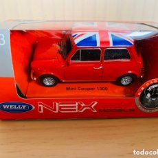 Coches a escala: MINI COOPER 1300 WELLY NEX 1:43. Lote 173543385