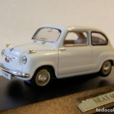 Coches a escala: SEAT 600--1/43-LUGOY. Lote 173659194