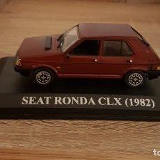 Coches a escala: SEAT RONDA CLX 1982 COLECCIÓN ALTAYA. Lote 173800972
