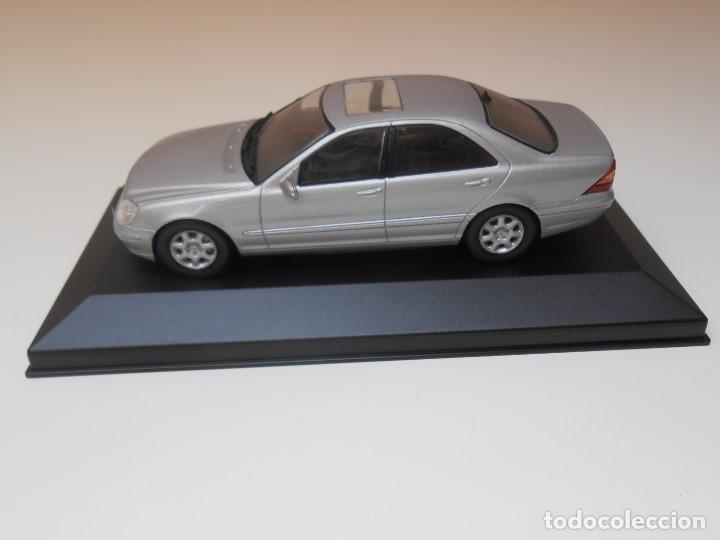 2898 COCHE MERCEDES S 500 S500 MODEL CAR 1/43 1:43 MINIATURE ALFREEDOM MINIATURA (Juguetes - Coches a Escala 1:43 Otras Marcas)