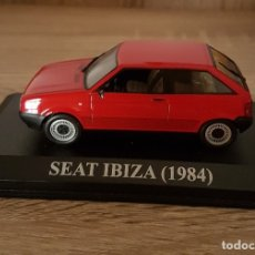 Coches a escala: SEAT IBIZA 1984. COLECCIÓN ALTAYA. Lote 173930313