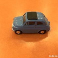 Coches a escala: FIAT 500 TIPO NUOVA MARCA REVELL (1957-1975). Lote 174061305