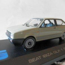 Coches a escala: SEAT IBIZA GLX 1.5 1984-ALTAYA ----1/43-LUGOY. Lote 174095777