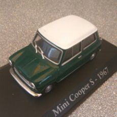Coches a escala: MINI COOPER. S 1/43 COLECCIONISTAS. Lote 174149598