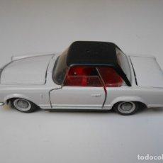 Coches a escala: TEKNO ORIGINAL 929 COCHE MERCEDES 280 COUPE METAL MODEL CAR BOX 1:43 1/43. Lote 79142681