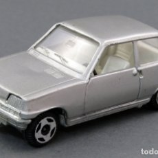Coches a escala: RENAULT 5 POLISTIL MADE IN ITALY 1/43. Lote 174961397