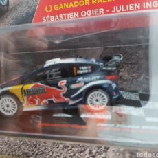 Coches a escala: FORD FIESTA WRC RALLY 2018. Lote 175014949